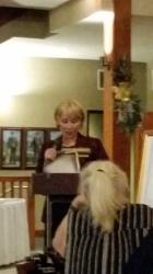 Cindy Burnett is appointed 2019 President